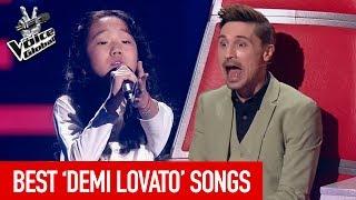 The Voice Kids | BEST DEMI LOVATO songs