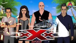 xXx: The Return of Xander Cage    Vin Diesel    Deepika Padukone   Spoof    CCA