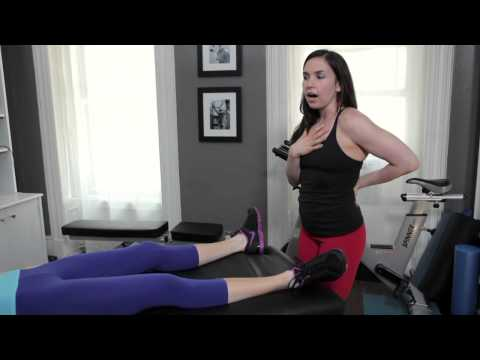 Assisted Stretching with Mayet Fitness
