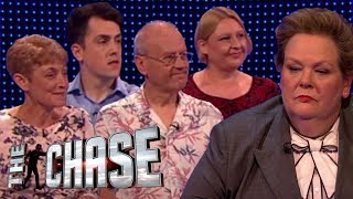 The Chase | Full House Jaw Dropping £100,000 Final Chase With The Governess