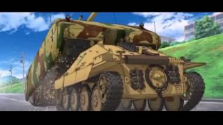 Girls Und Panzer: Killing a Maus