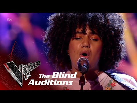 Xxx Mp4 Ruti Performs Budapest Blind Auditions The Voice UK 2018 3gp Sex