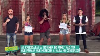 AO VIVO: EM BUSCA DA NOVINHA DO FUNK - PROVA DA MANGUEIRA - E01