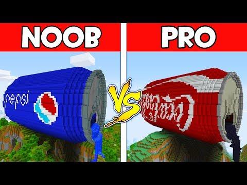 Xxx Mp4 Minecraft NOOB Vs PRO PEPSI Vs COCA COLA In Minecraft AVM SHORTS Animation 3gp Sex