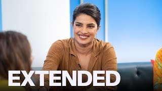 Priyanka Chopra Shares How She Keeps Her Relationship With Nick Jonas Healthy | EXTENDED