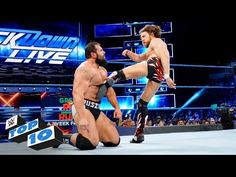 Xxx Mp4 Top 10 SmackDown LIVE Moments WWE Top 10 April 17 2018 3gp Sex