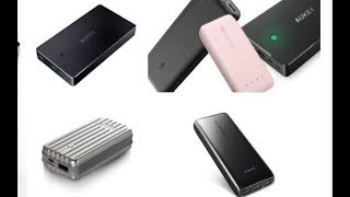 Reviews: Best Portable Charger 2018