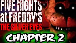 FNAF NOVEL CHAPTER 2 Part 1 READING || Razz Reads Five Nights at Freddy's The Silver Eyes Novel