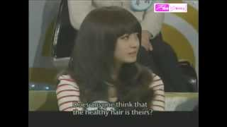 [eng] Idol Health T-ara Secret Sistar After School Rainbow BEG P3