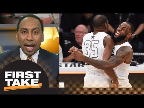 Xxx Mp4 Stephen A Smith On The 2018 NBA All Star Game I Give It An A First Take ESPN 3gp Sex