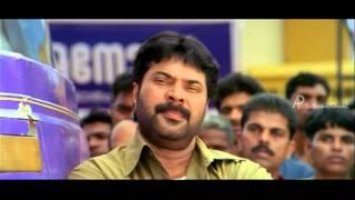 Bus Conductor Malayalam Movie | Malayalam Movie | Mammooty Argues with Adithya | 1080P HD