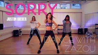 Dance With Zazou: Justin Bieber - Sorry (Dance Tutorial)