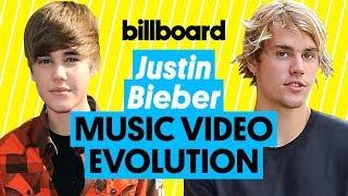 Justin Bieber Music Video Evolution: 'One Time' to 'Friends'   Billboard