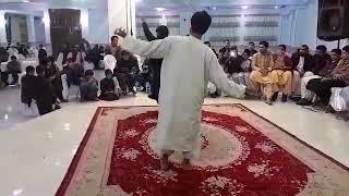 رقص شاد آبشاری جدید هراتی از جوانان سرشاری هراتی