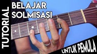 Belajar Gitar Doremi (Solmisasi)
