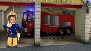 Brandweerman Stijn is de held van de buurt!