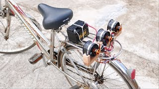 How to Build an Air Bike at Home
