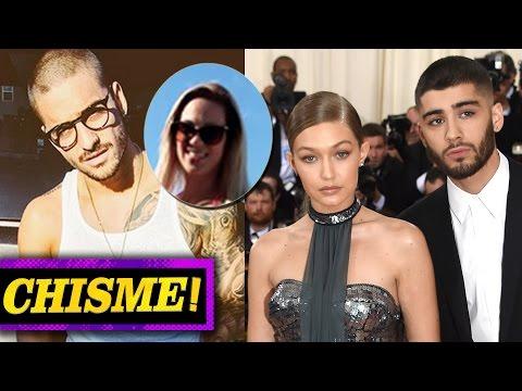 Maluma Escándalo Sexual, Zayn y Gigi Hadid Terminaron También!?