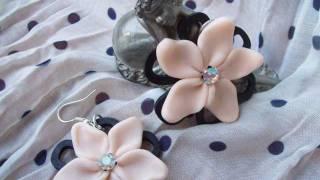Polymer Clay Art Jewels By HandMaid Jewels