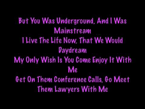 Nicki Minaj Dear Old Nicki with lyrics Pink Friday