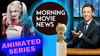 Harley Quinn Animated Series, Seth Meyers to host Golden Globes 2018
