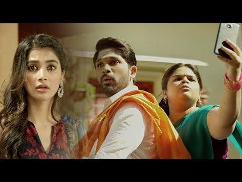 Xxx Mp4 DJ Duvvada Jagannadham Scenes Vidyu Raman Comedy Scene Allu Arjun Pooja Hegde 3gp Sex