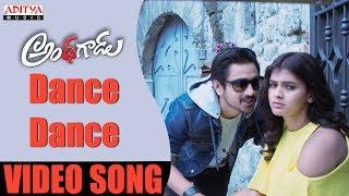 Dance Dance Full Video Song | Andhagadu Video Songs | Raj Tarun, Hebah Patel | Sekhar