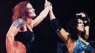 Chyna vs. Lita - Women's Championship Match: Judgment Day 2001