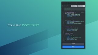 CSS Hero Inspector Pro