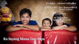 Ku sayang Mama Dan Papa NNBT 45