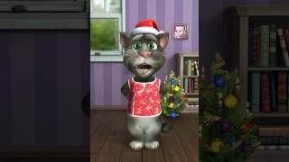 Talking tom singing a Christmas bhojpuri song.