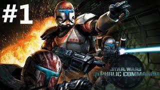 Star Wars Republic Commando Episode 1