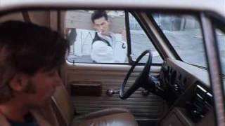 American Yakuza (1993) Funny Van Song Scene