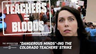 """Dangerous Minds""-ing the Colorado Teachers"