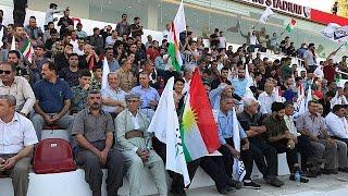 Kurdish independence referendum to go ahead in Iraq