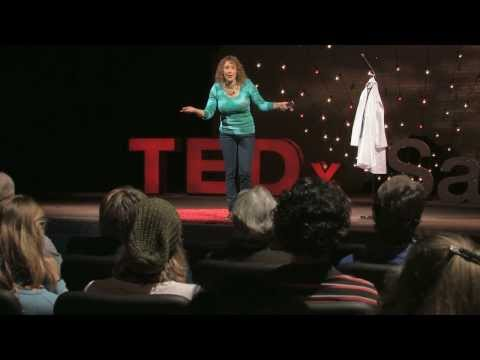 How to get naked with your doctor | Dr. Pamela Wible | TEDxSalem
