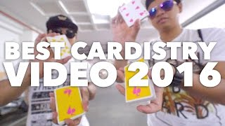 Best Cardistry Video 2016