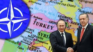 Turkey's NATO Exit & the New Turkey-Russia Alliance: A Turning Point in the Global Power Structure