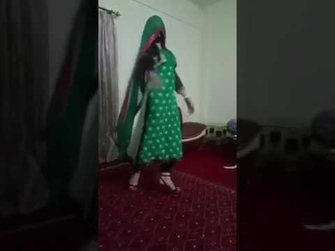 Pashto dance home video