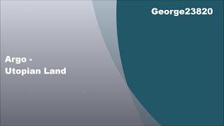 Argo - Utopian Land, Στίχοι | Eurovision Greece 2016