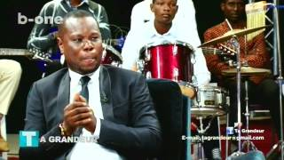 Ta Grandeur, Apôtre Jonathan Mongali, Eglise Sion