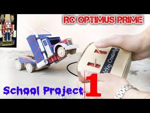 Xxx Mp4 ➡️Amazing School Project 1☢️How To Make Optimus Prime The Transformer Container Truck 3gp Sex