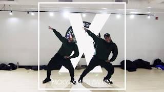 Nicky Jam - X (Equis) X CHALLENGE Ft. J Balvin / CHOREOGRAPHY By Bizzy Boom & SoyYoJunito