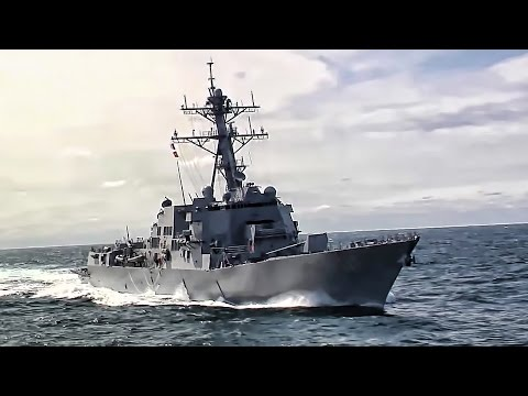 USS Spruance (DDG-111) • Guided Missile
