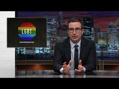 LGBT Discrimination Last Week Tonight with John Oliver HBO
