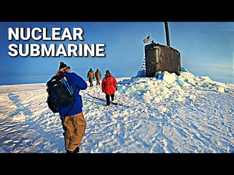 How I Boarded a US NAVY NUCLEAR SUBMARINE in the Arctic ICEX 2020 Smarter Every Day 237