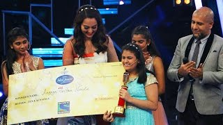 Indian Idol Junior 2 Grand Finale: Ananya Nanda Declared WINNER