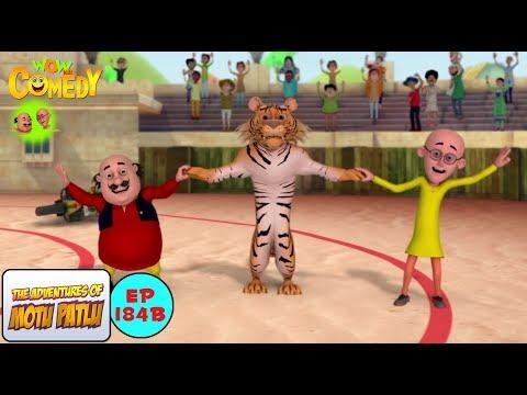 Xxx Mp4 Burey Fasen Motu Patlu In Hindi 3D Animated Cartoon Series For Kids As On Nick 3gp Sex