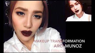 ARCI MUNOZ Inspired Makeup Tutorial   International Fashion Exchange   Jessica Godinez