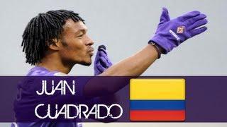 Juan Cuadrado ● Fiorentina 2012 2013 ●